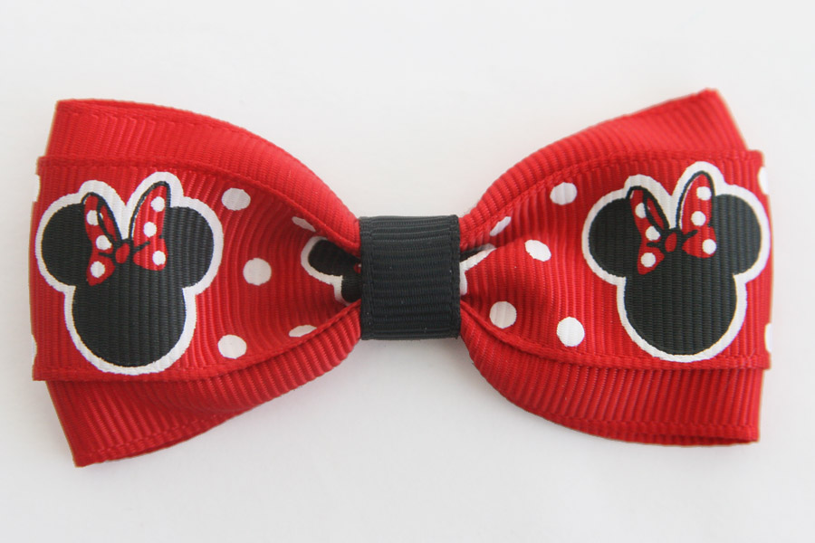 Minnie Mouse Deluxe Bow