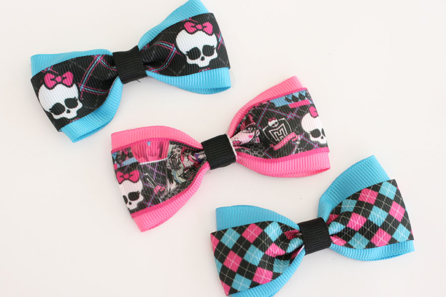 Monster High Deluxe Bow