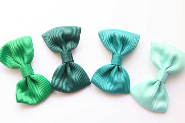 Big Beautiful Bows Solid Colours