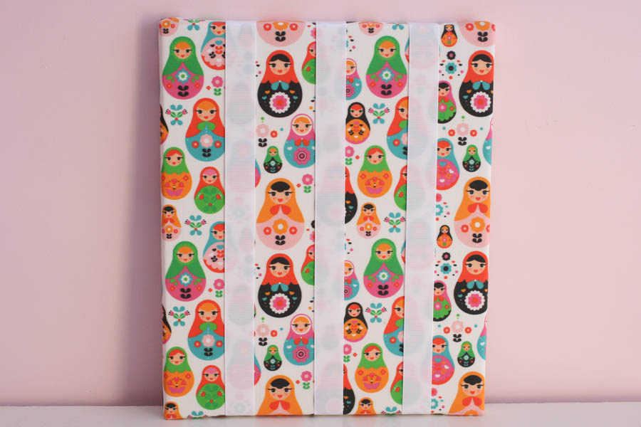 Babushka Dolls Hairclip Board