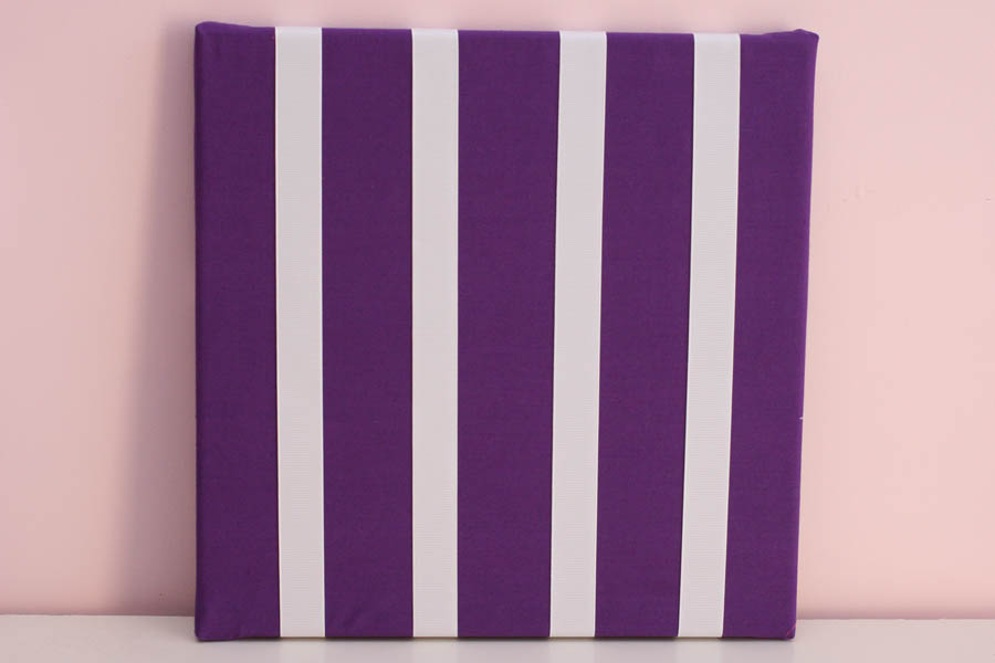 Solid Purple Hairclip Board