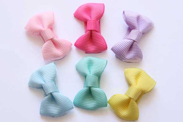 Baby Snap Clips Baby Bows