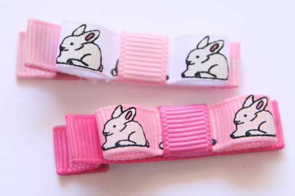 Easter Rabbit Bows