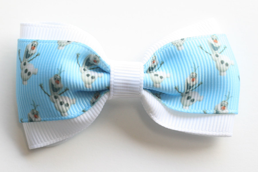 Frozen Deluxe Bow - Olaf Small