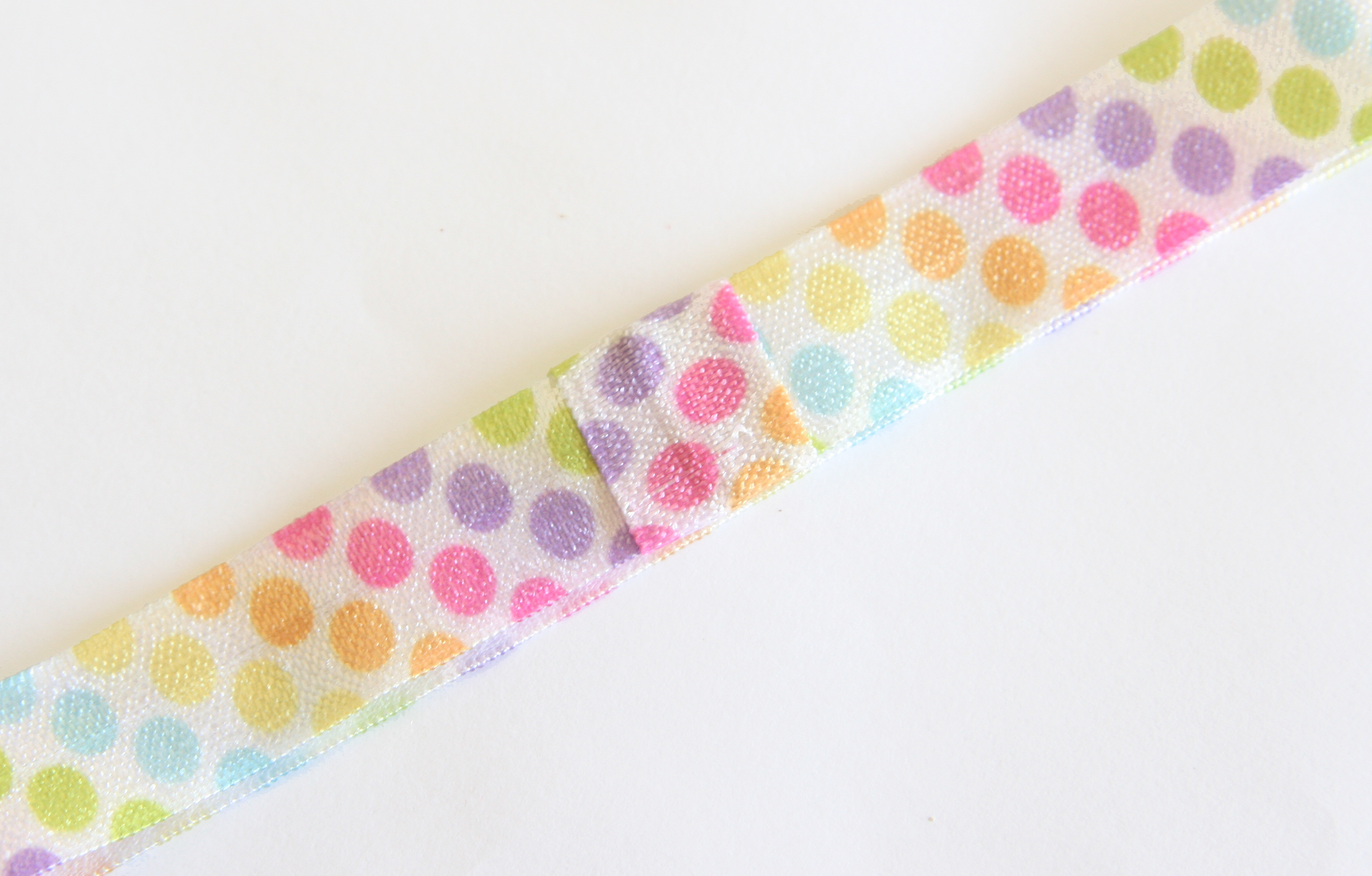 Headbands - Rainbow Dots