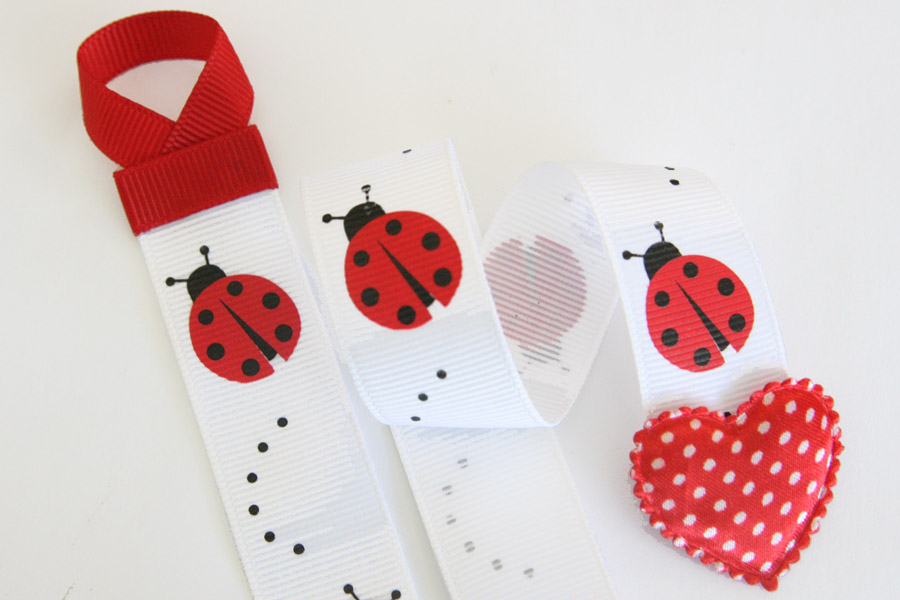 Basic Holder - Ladybird Print