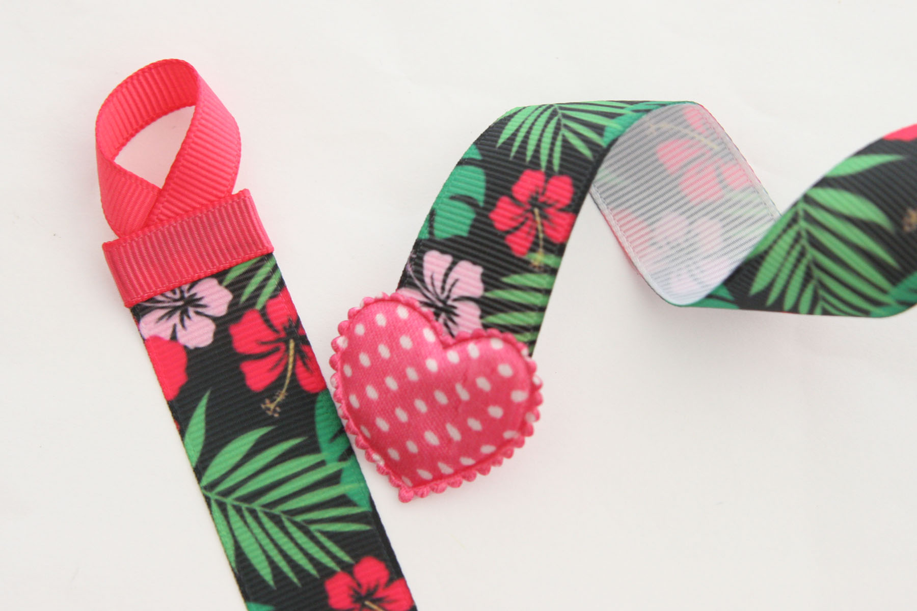 Basic Holder - Tropical Print