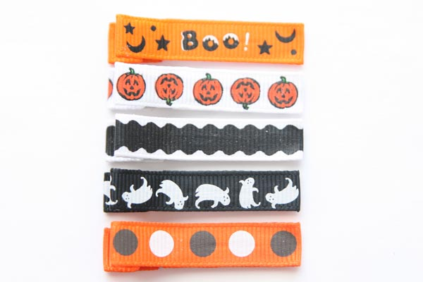 Halloween Clippies
