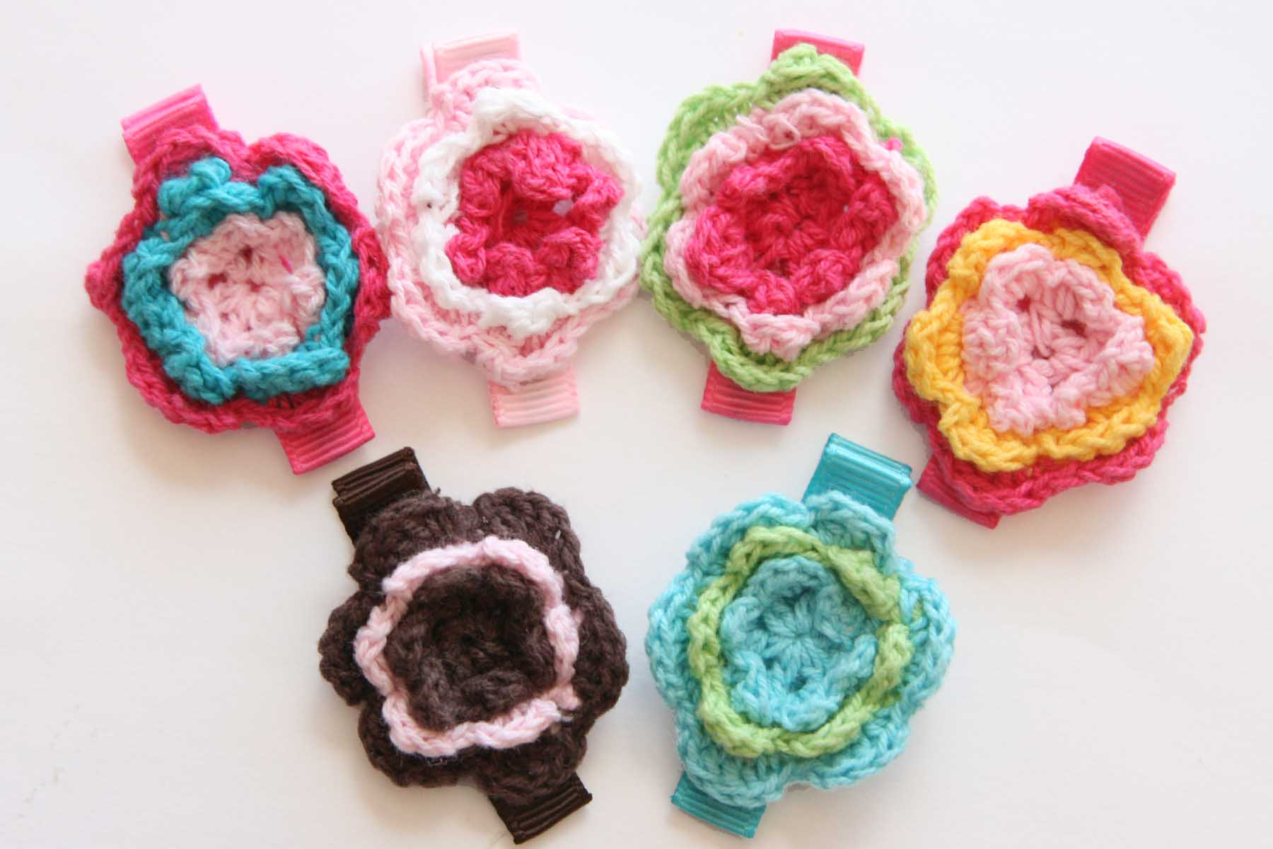Crochet Flower - Small