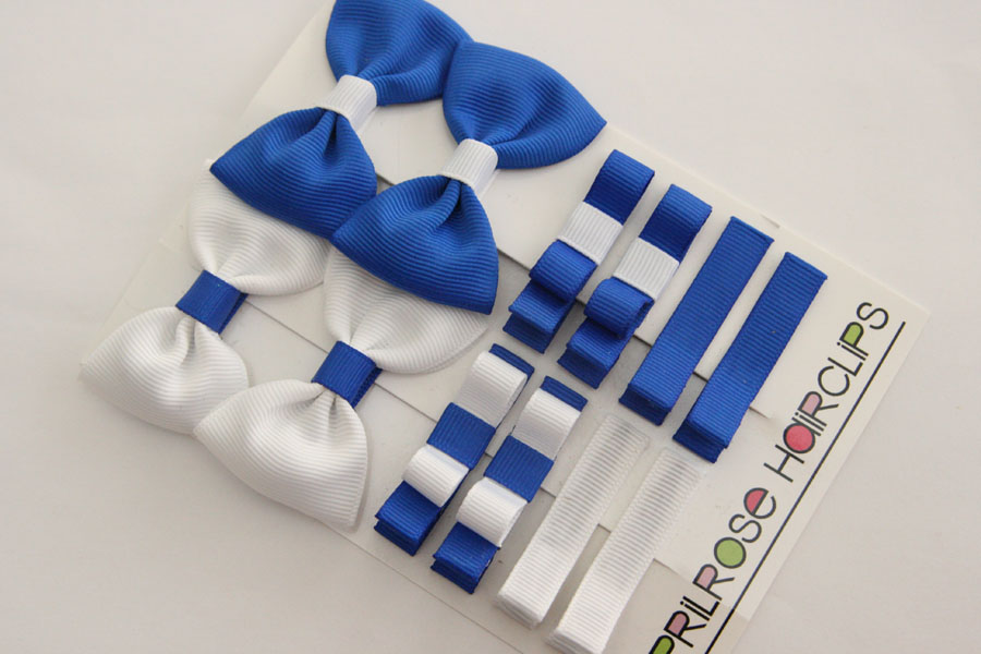 MTCC $20 set - blue & white