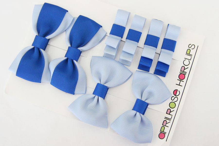 MTCC $15 set - bluebell & blue