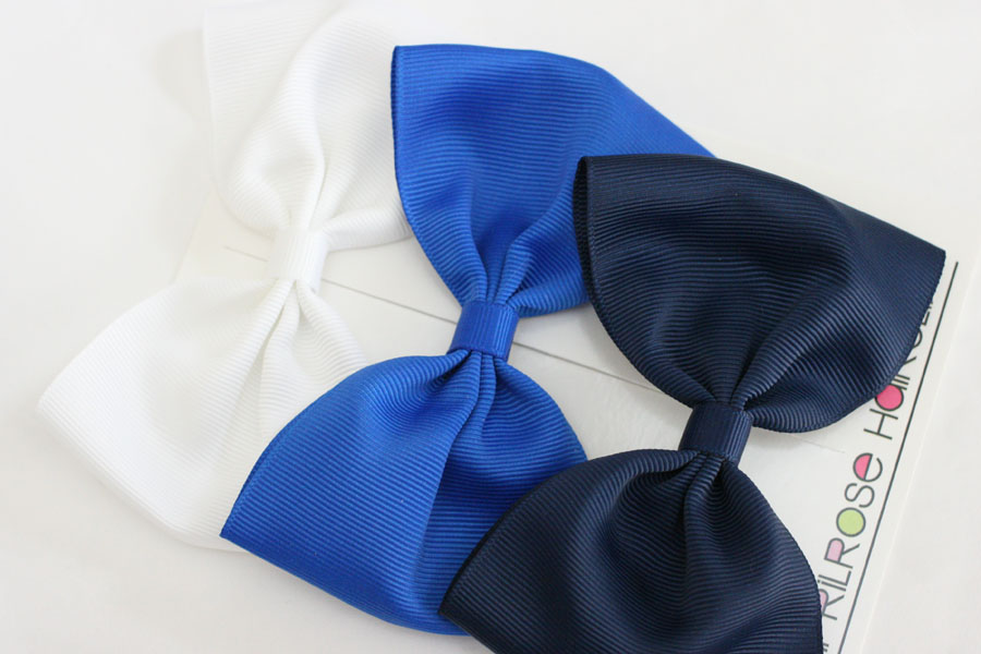 MTCC $10 set of 3 Mega Bows - Winter Colours