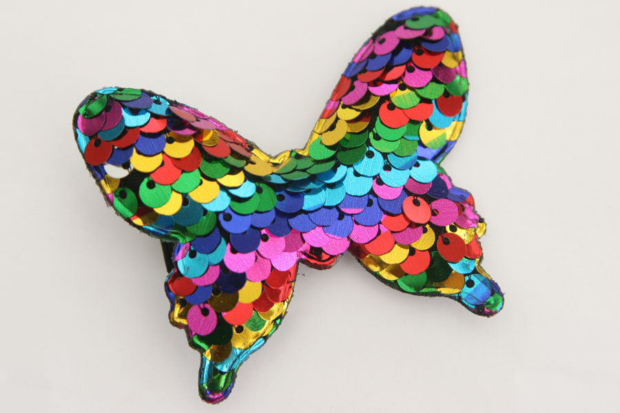 Sequin Butterfly (Rainbow)