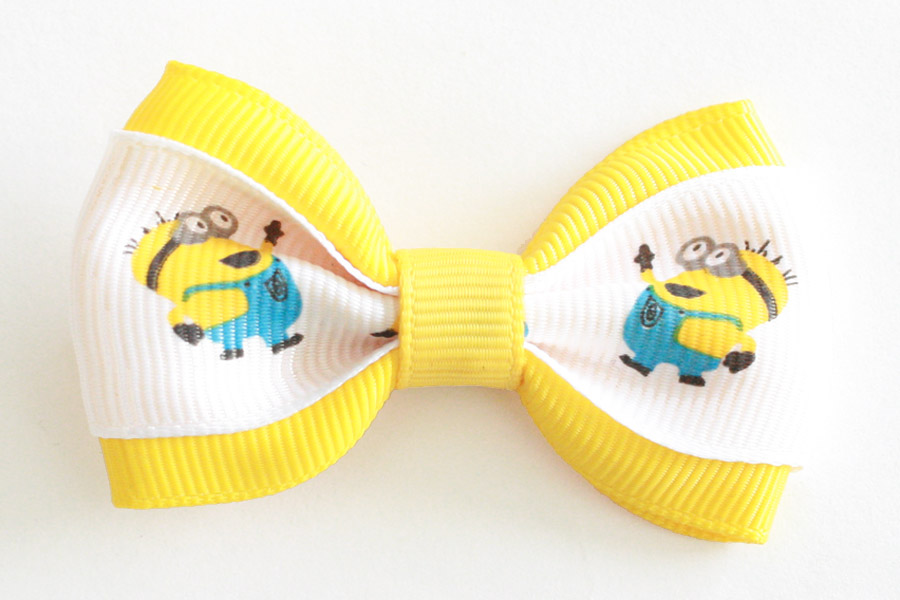 Minion Bow - Click Image to Close