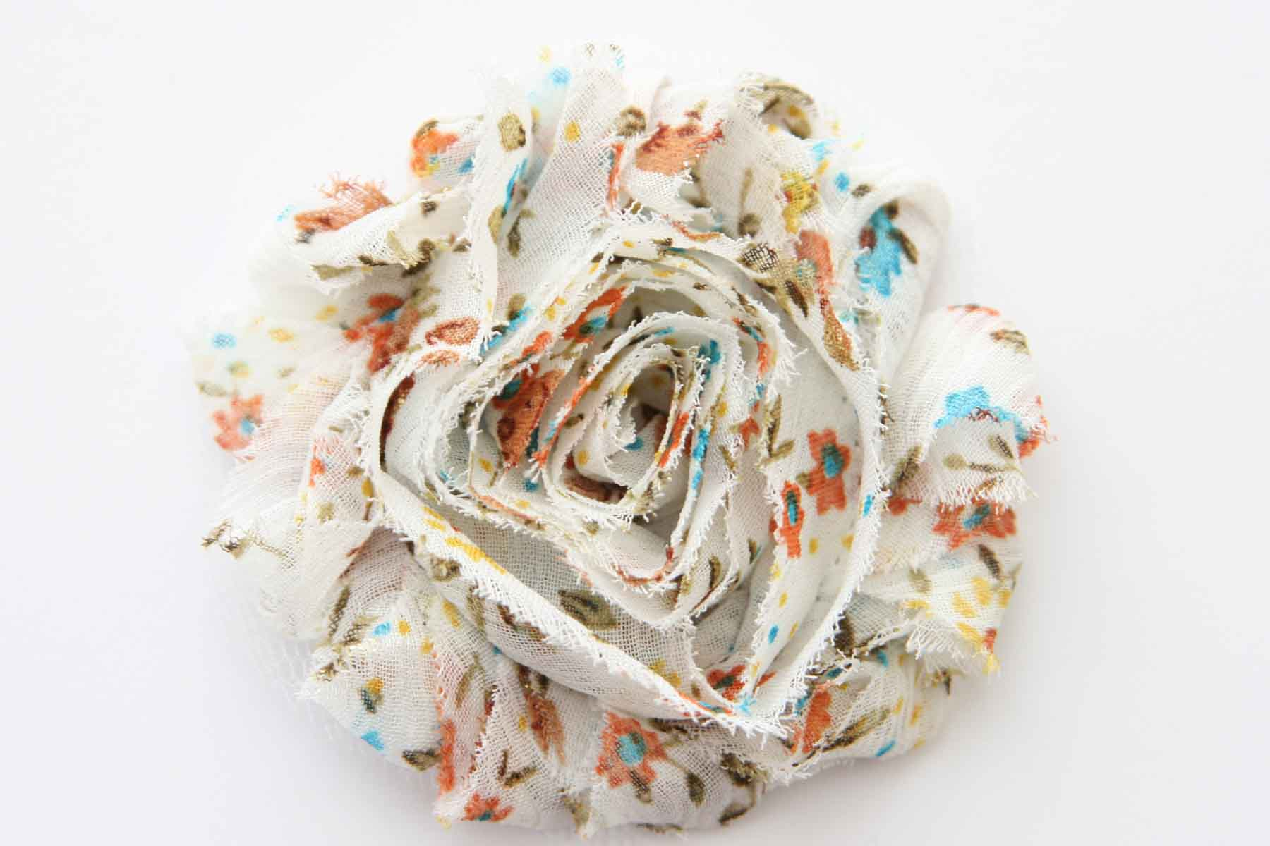 Shabby Chic Flower - Country Vintage