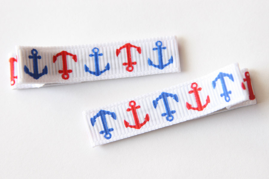 Ahoy There! Anchor Clippies