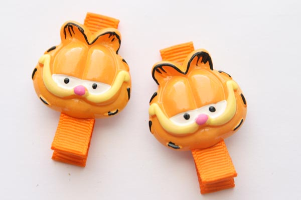 Garfield Resin Clip