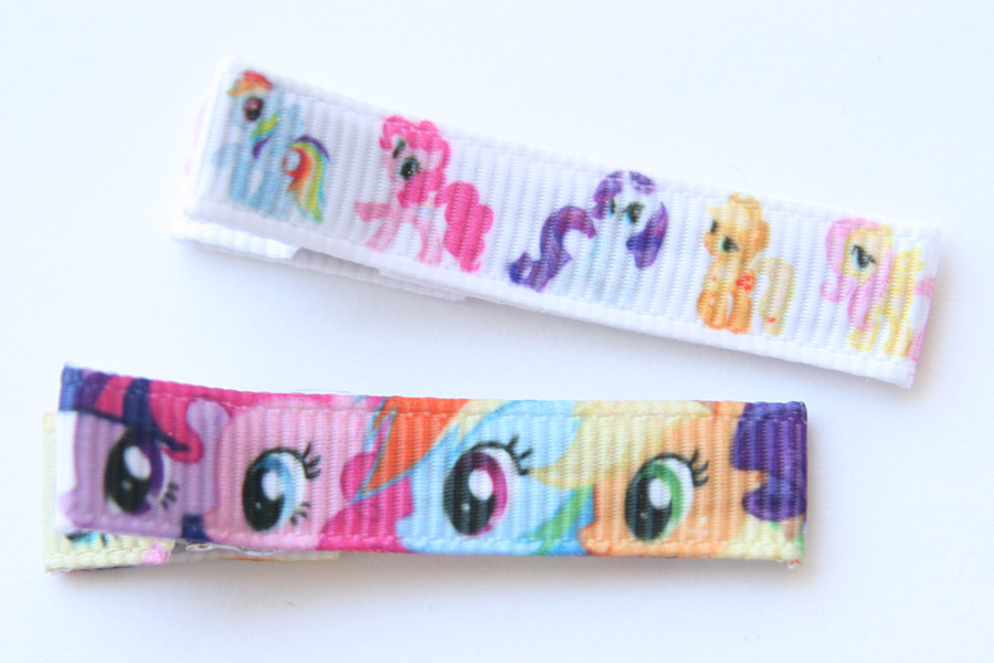 My Little Pony Clippies