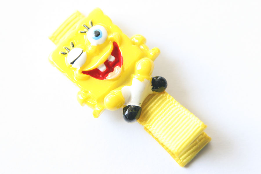 Spongebob Squarepants Resin Clip