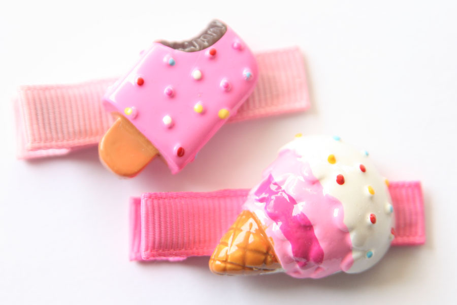Icecream Resin Clips
