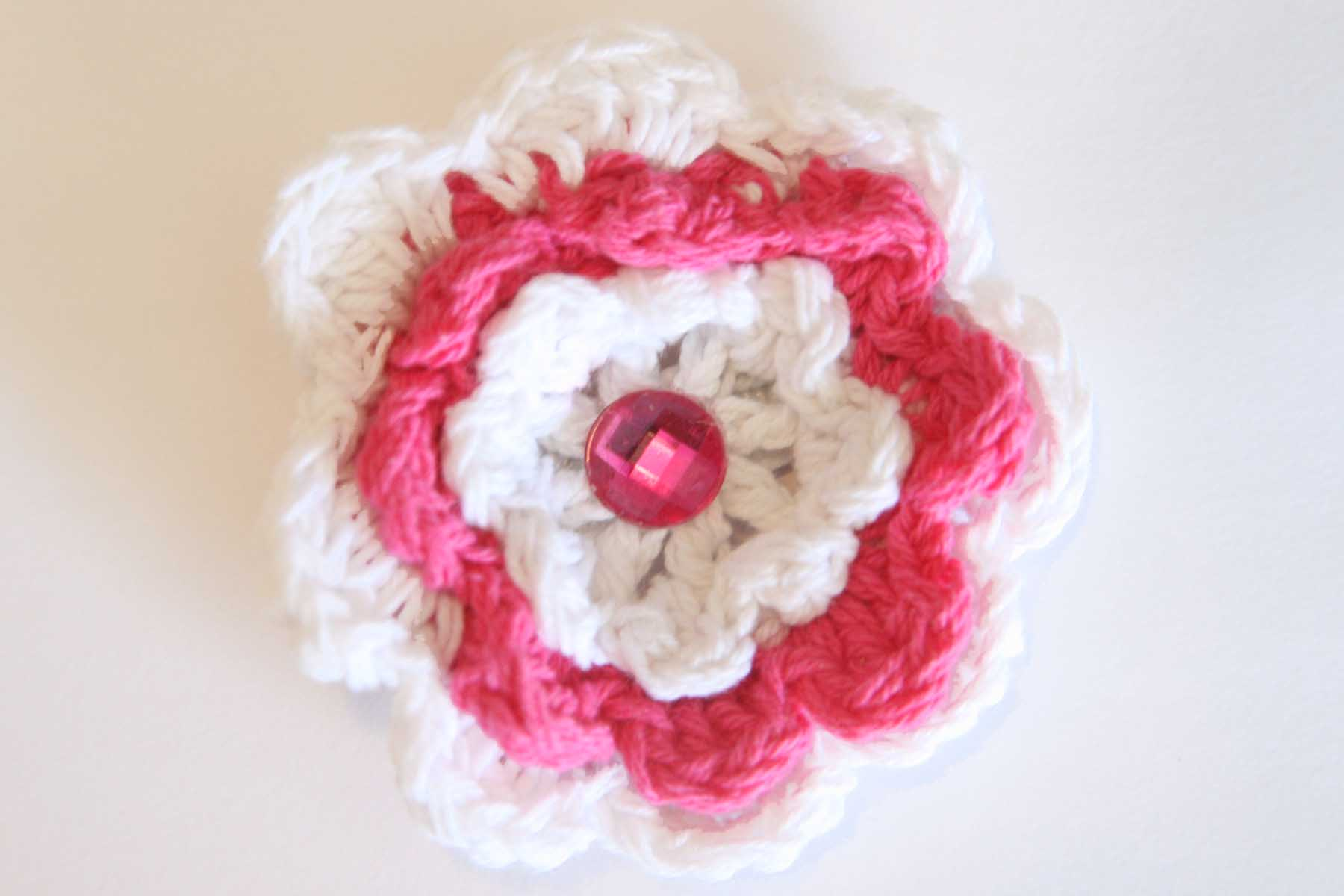 Crochet Flower - Large