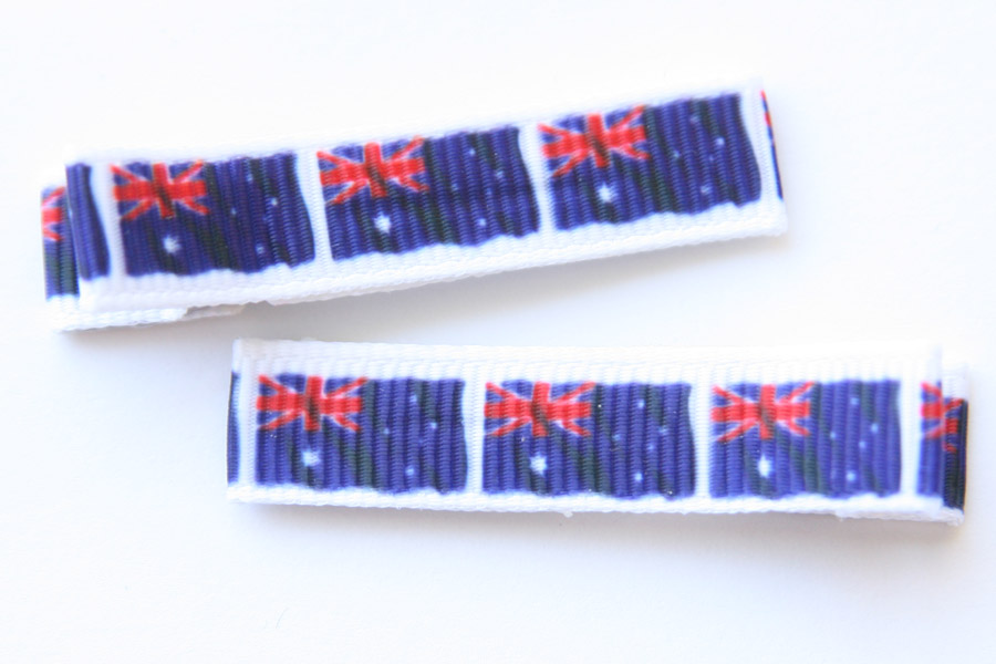 Australian Flag Clippie