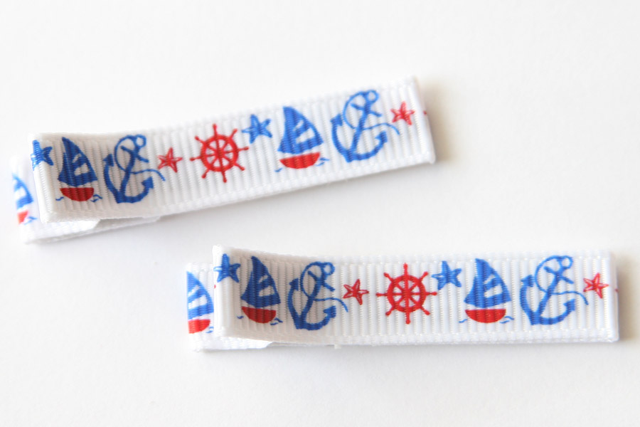 Ahoy There! Nautical Clippies