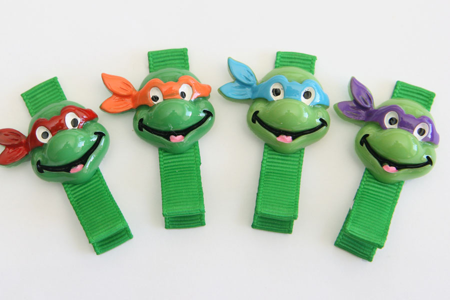 Ninja Turtles - SET OF 4