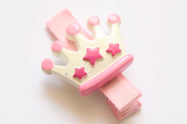 Princess Crowns Collection - Resin Clip