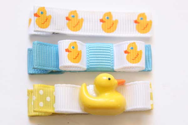 Rubber Ducky - Clippies