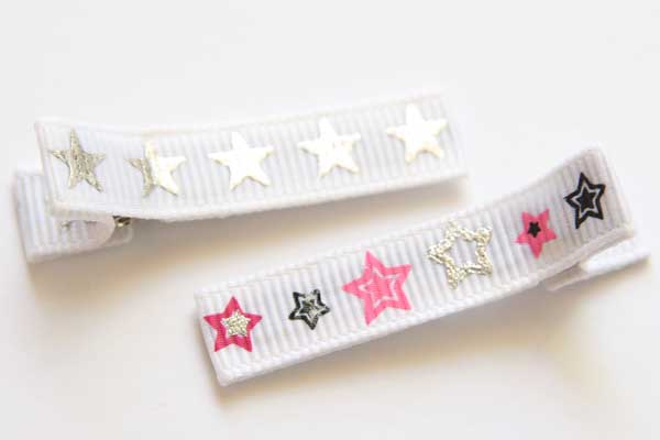 Rock Star Clippies