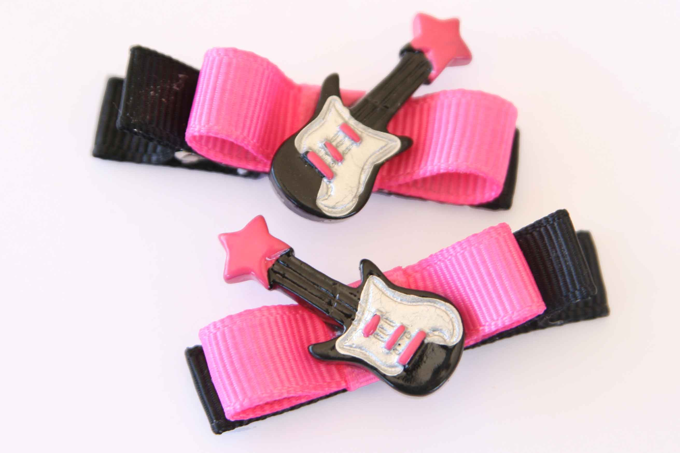 Rock Star Guitar Resin & Bow